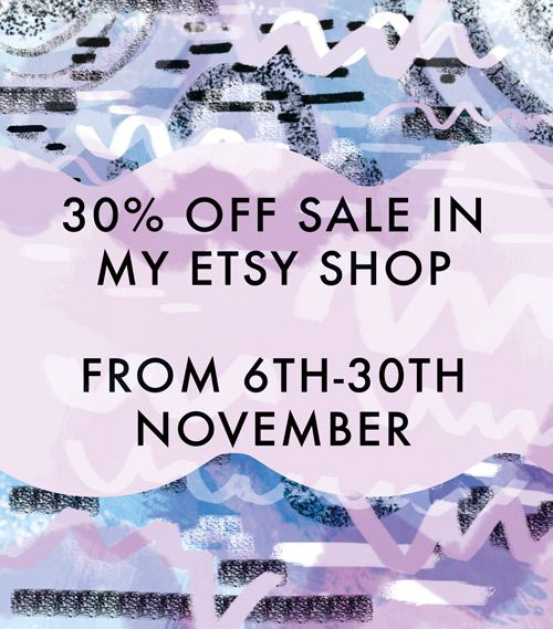 30%+off+Everything+in+my+Etsy+Shop!