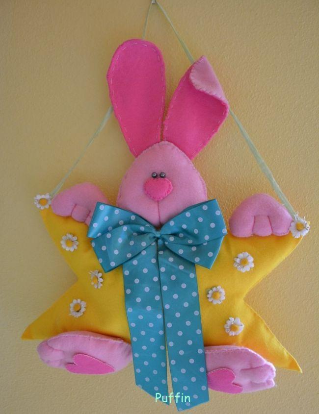 Coniglietto Pasqualizio - della categoria Altri Hobby dall'album di Puffin.