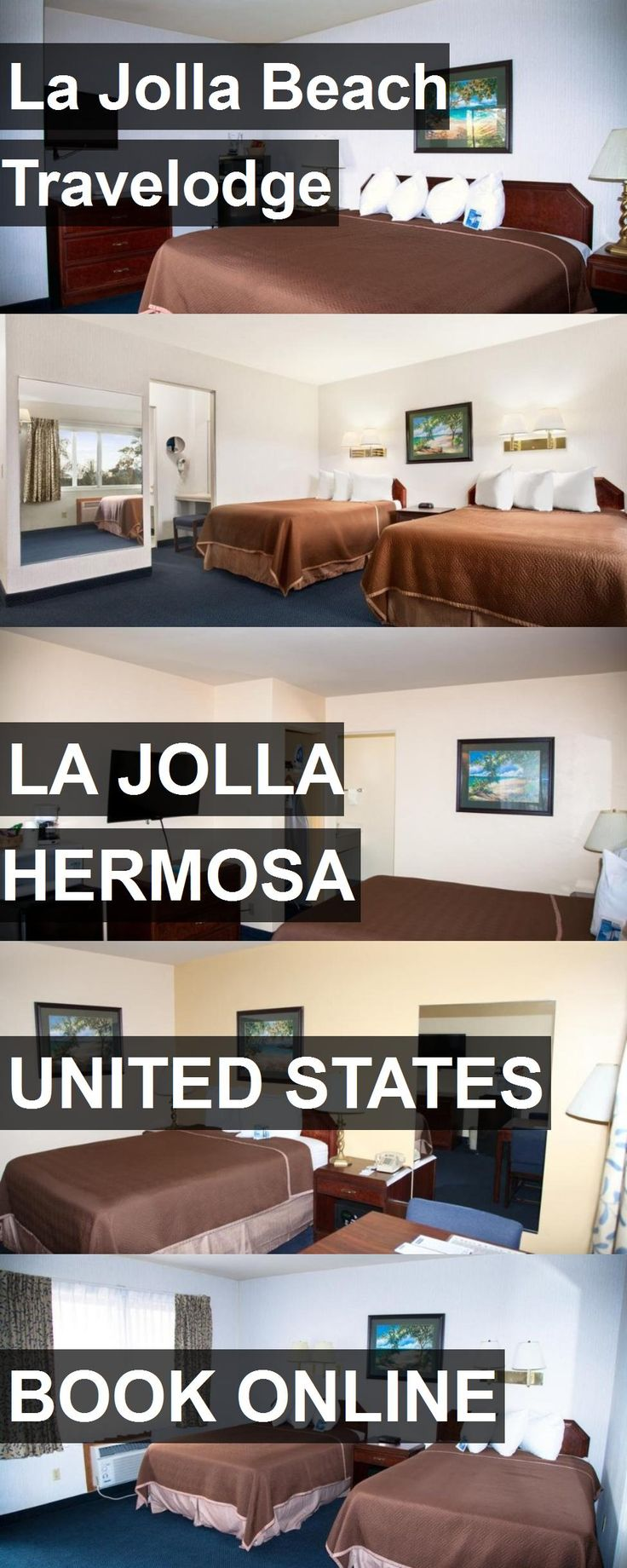 Hotel La Jolla Beach Travelodge in La Jolla Hermosa, United States. For more information, photos, reviews and best prices please follow the link. #UnitedStates #LaJollaHermosa #travel #vacation #hotel