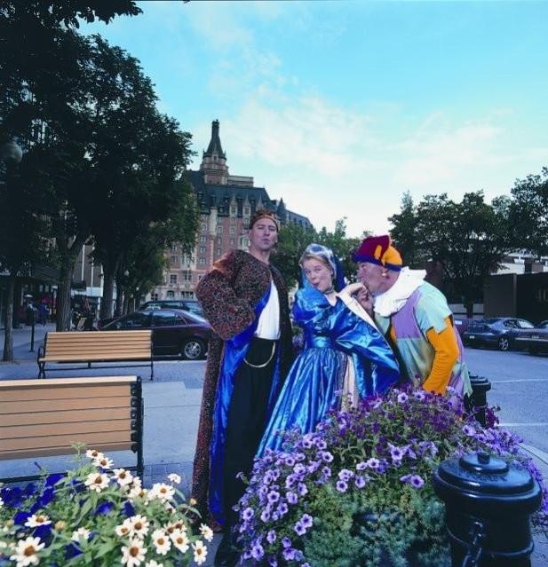 Shakespeare on the Saskatchewan Festival happens in Saskatoon July 10 to August 25, 2013. Enjoy theatre, medieval feasts & more! #Sask2013
