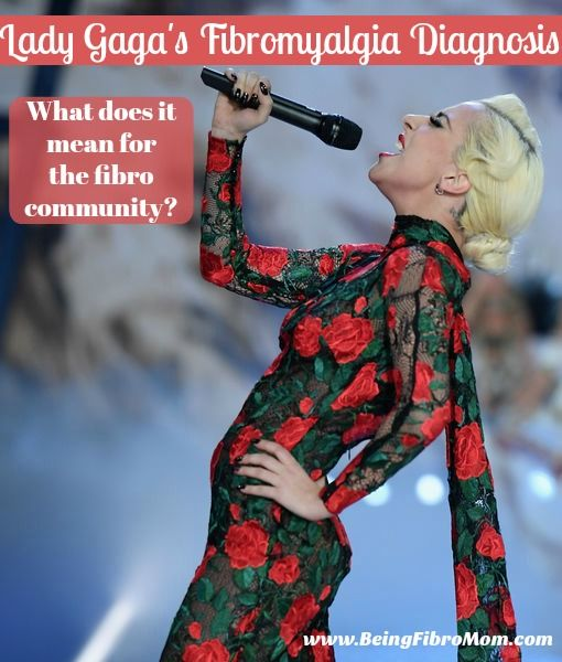 Lady Gaga's Fibromyalgia Diagnosis: What does it mean for the fibro community? #BeingFibroMom #fibromyaliga http://www.beingfibromom.com/lady-gagas-fibromyalgia-diagnosis-what-does-it-mean-for-the-fibro-community-with-video/