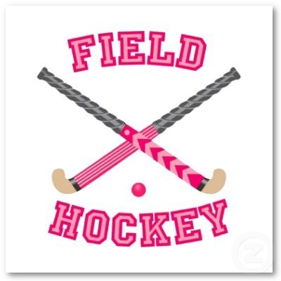 miss playing field hockey
