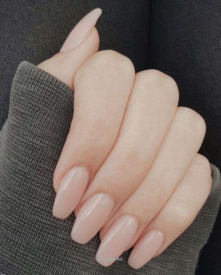 Nude Nail art tips and ideas