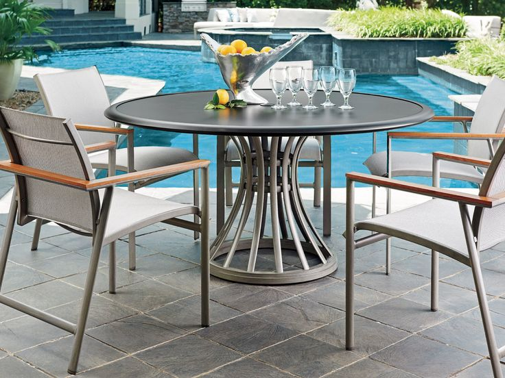 Shop For Tommy Bahama Outdoor Living Round Dining Table Base, And Other  Outdoor/Patio Dining Tables At West Coast Living In Orange County And South  Bay, CA.