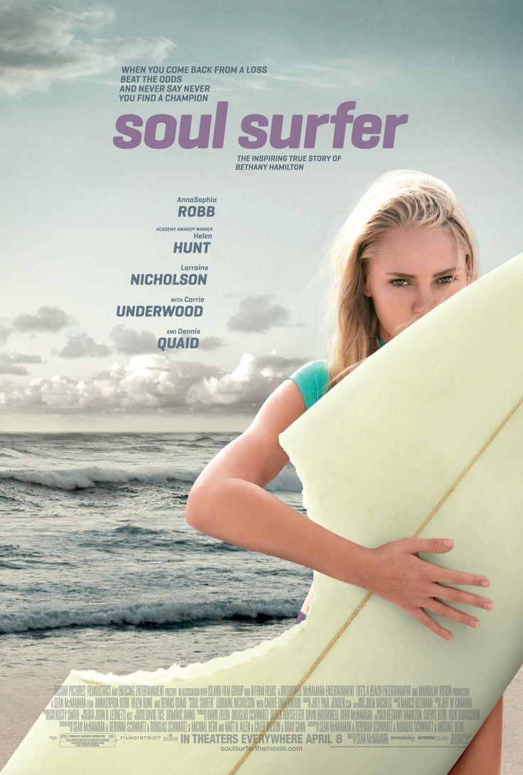 Reli es de cine: Soul Surfer