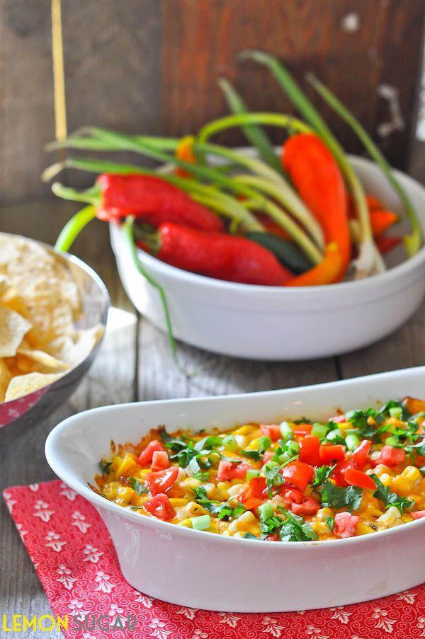 Hot Corn Dip | Recipe | Hot Corn Dip, Corn Dip and Dips