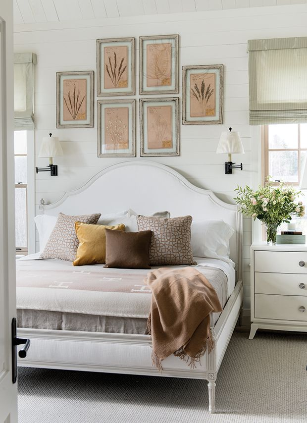 518 best COTTAGE STYLE BEDROOMS images on