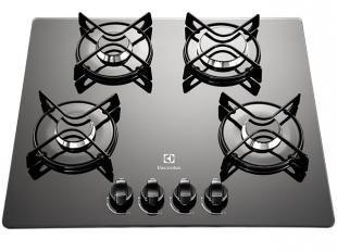 Cooktop a Gás 4 Bocas Electrolux - GC60V Superautomático com Queimadores Selados