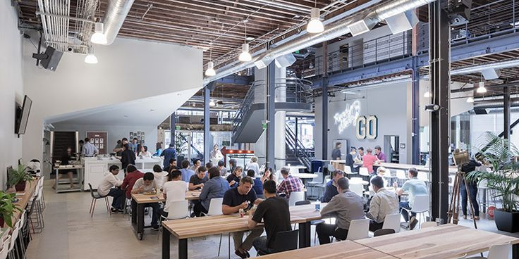 Inside Pinterest's Beautifully Spare New Headquarters | Co.Design | business + design