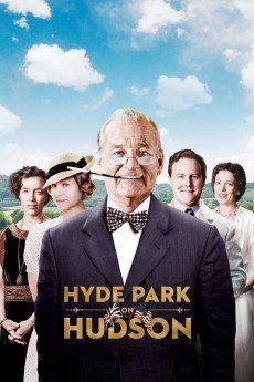 Hyde Park on Hudson (2012). La ví en Netflix, en Nueva York.