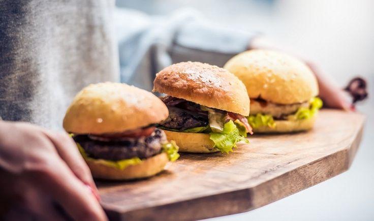 Αθήνα: 8 burger που πρέπει να δοκιμάσεις