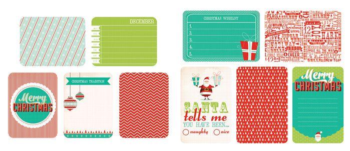 December 25th Captured Moments Cards | CM306 & CM106