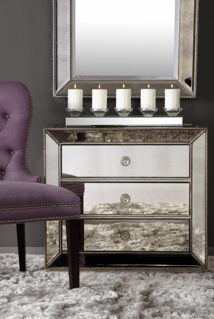 Mirror Furniture 140 Best Mirrored Furniture Images On Pinterest Mirrored