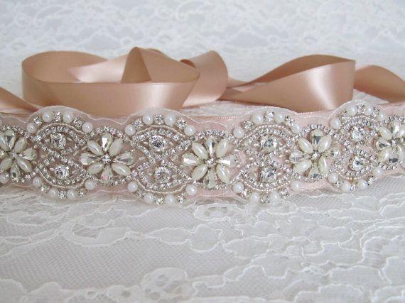 Bridal Dress Belts