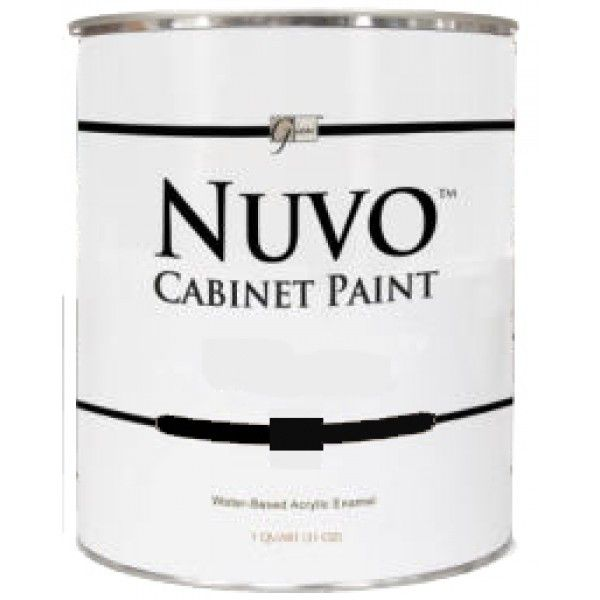 """""""BlackDeco"""" Nuvo Cabinet Paint – An easy and affordable DIY cabinet painting kit!"""