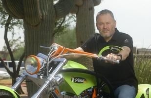 Bob Parsons rolls into Mississippi with new Harley Davidson dealership