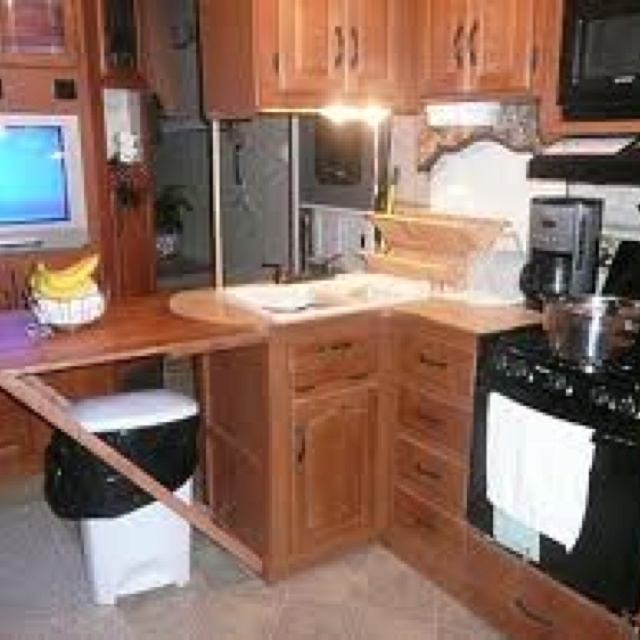 Rv Countertop Options : ... Rv Ideas, Camper Rvs, Rv S, Folding Table, Camping Rv Ing Ideas, Rv