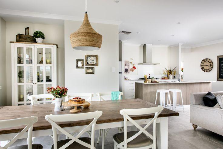 Dining - Homebuyers Centre Outback Display Home - Ellenbrook, WA Australia