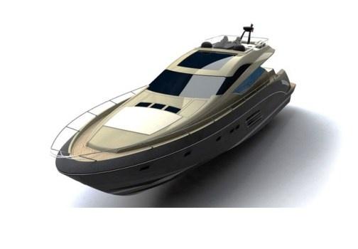 presentato a Genova lo Yacht Sarnico Grande. http://www.nuvolari.tv/recensioni--/sarnico-grande-yacht