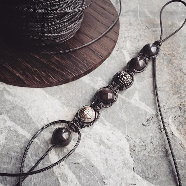 "Repost from: @fairfaxandroberts via Instagram - ""For the gentlemen. That unique luxurious every day custom made piece to go with your watch, wedding ring, cufflinks or even that dapper suit. More Shamballa Jewels pieces on our website"" http://www.fairfaxandroberts.com.au/"
