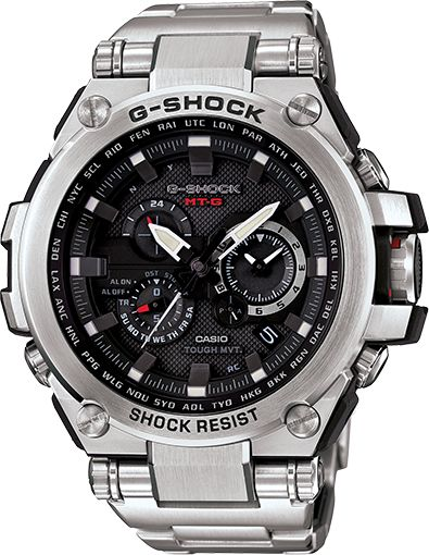 MTGS1000D-1A - MT-G - Mens Watches | Casio - G-Shock  This watch looks great, however, it retails at $900. Too rich for my blood.