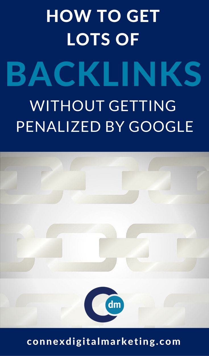 how to get backlink from google