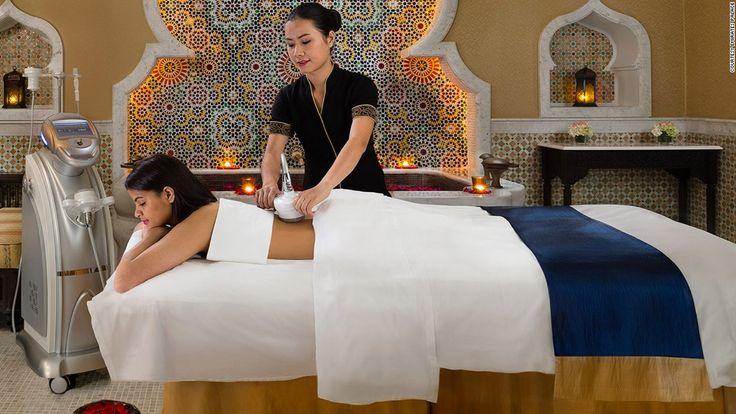 10 of the best spas in Abu Dhabi
