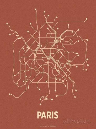 Paris (Brick Red