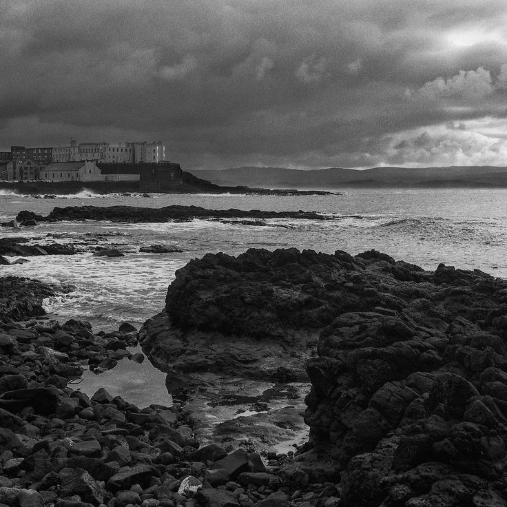 The Old Convent from Portstewart Promenade
