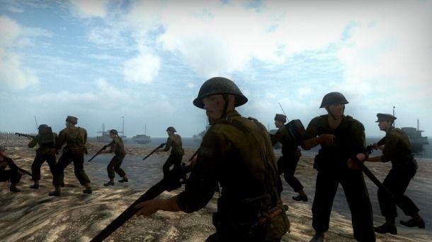 Día de la Infamia se Presenta Libre Dunkerque Contenido En Honor De Christopher Nolan de la Última Película de