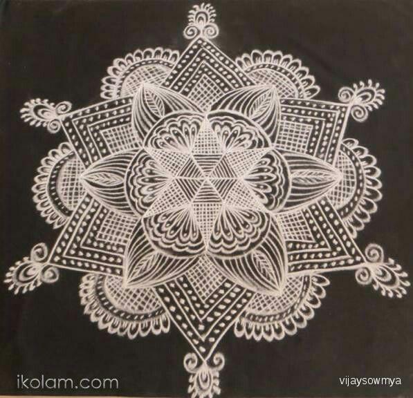 Mehndi Designs Rangoli : Pin by viswa daaliah on rangoli to do pinterest