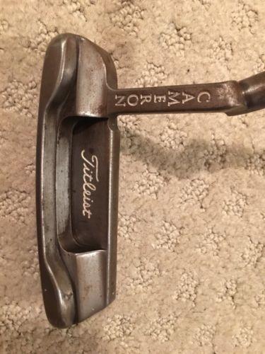 d50f02df8855 Scotty Cameron Newport The Art Of Putting Raw finish  golf