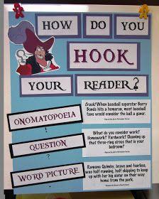 "Write On, Fourth Grade!: ""Hook ' Yer Reader"" Part 2!"