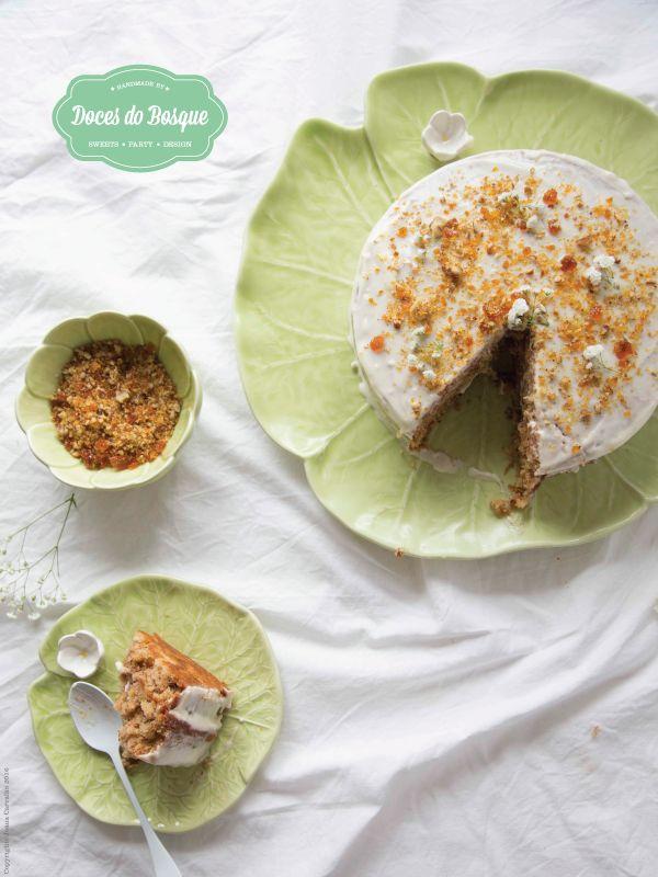 Tropical Cake a.k.a Hummingbird Cake