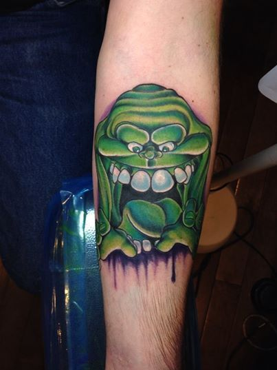 Green Power Ranger Symbol Tattoo 34169 Trendnet