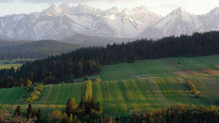 Tatra National Park, Poland