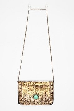 Urban Outfitters. Deco Clutch