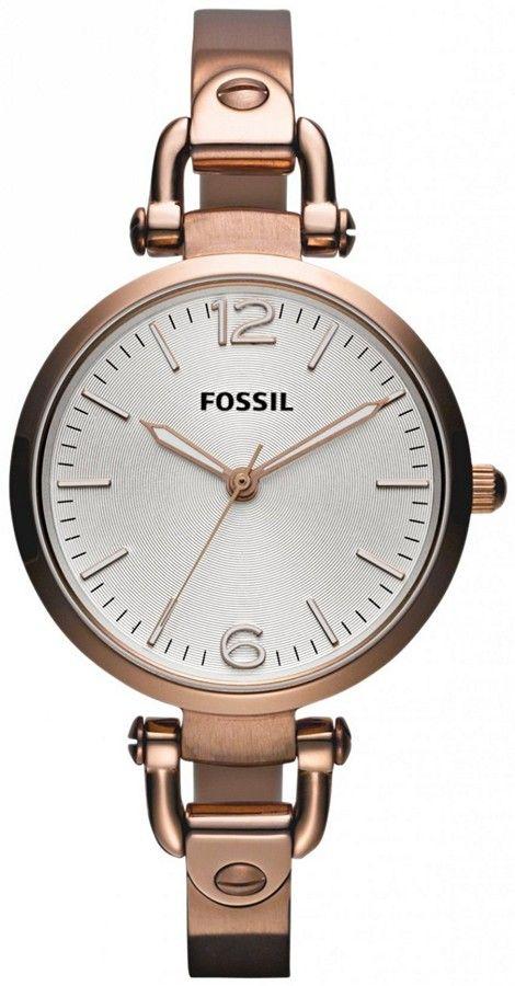 ES3110 - Authorized Fossil watch dealer - LADIES Fossil GEORGIA, Fossil watch, Fossil watches