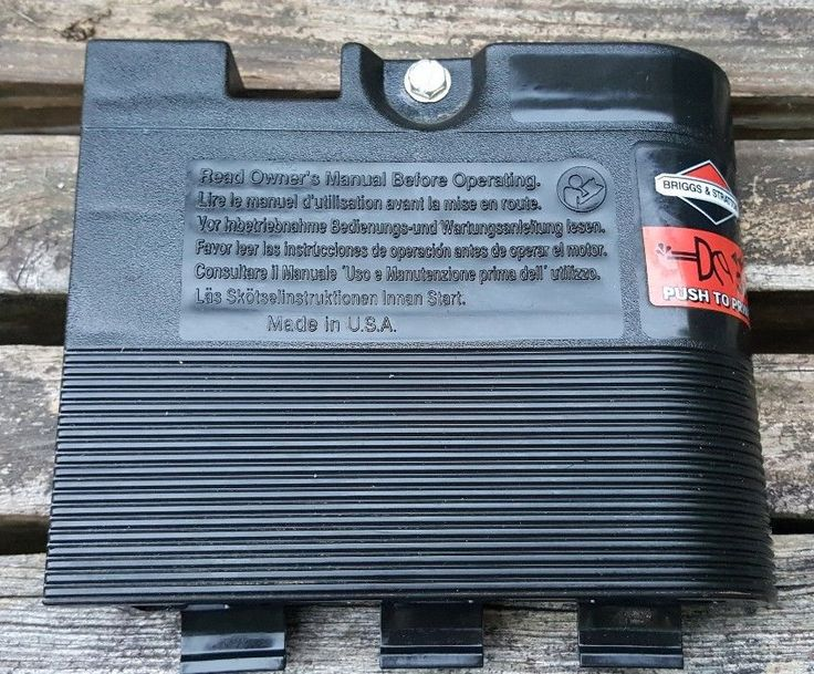 Briggs Stratton 6.5hp 6.75hp 7hp Quantum Air Filter
