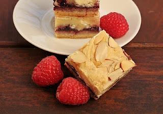 White chocolate, Raspberries and On sunday on Pinterest