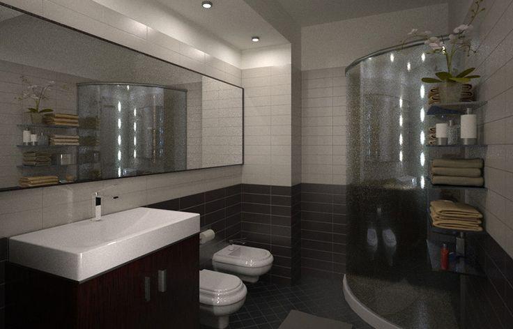 Oltre 1000 idee su design bagno piccolo su pinterest bagno bagni piccoli e design per camere - Design bagno piccolo ...