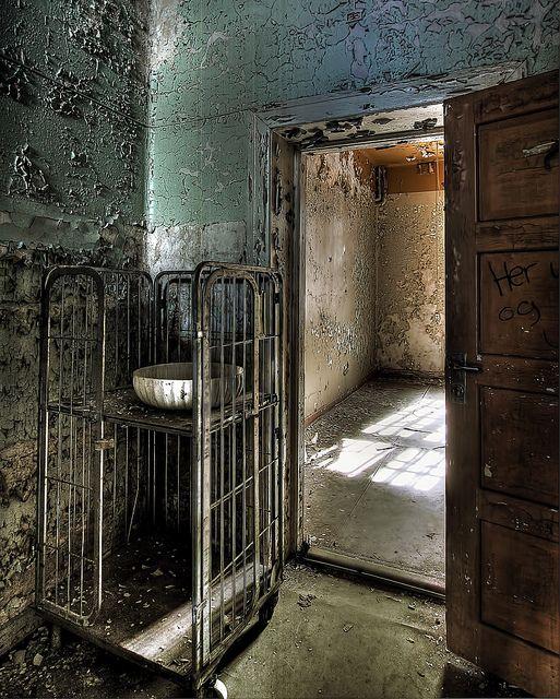 Lier Mental Hospital #photography #ruin #abandonedplaces