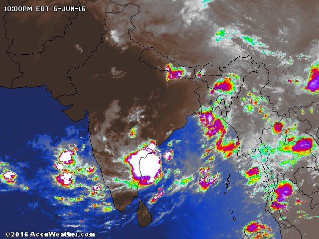 Best India Weather Satellite Ideas On Pinterest For The - Best satellite image maps