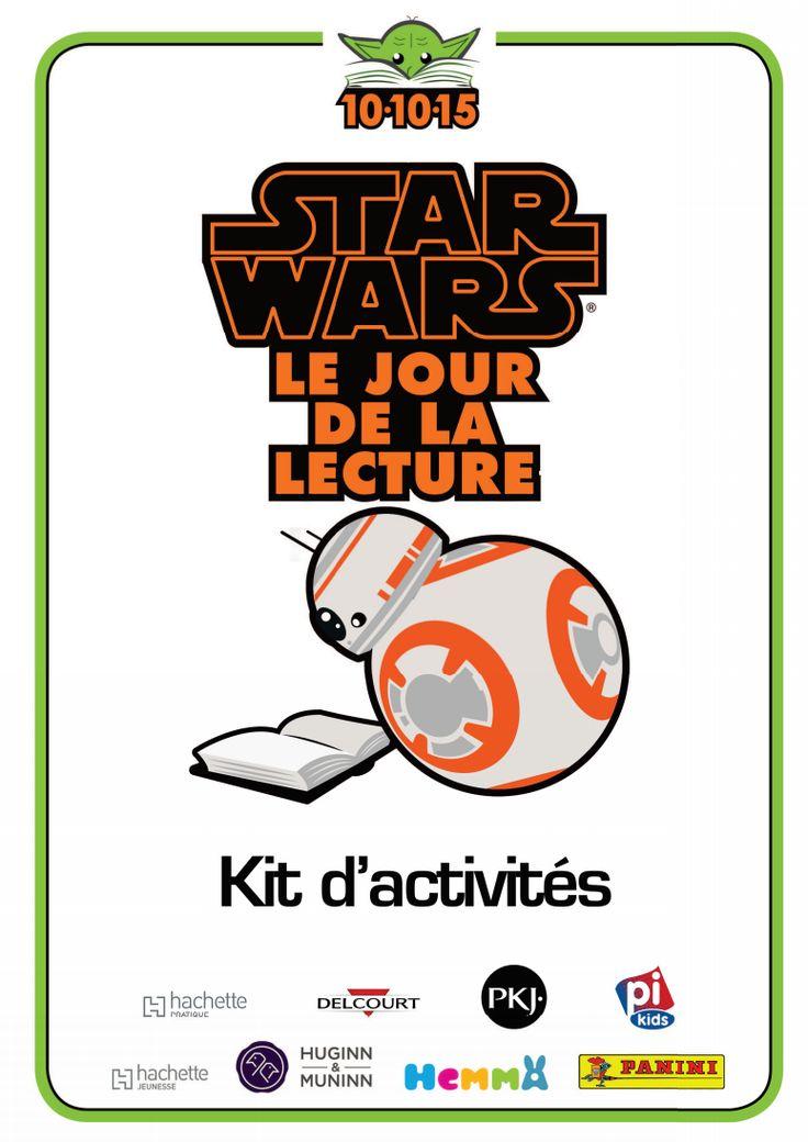Cahier d'activités à imprimer sur le thème de STAR WARS