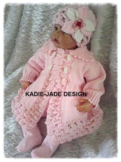 No 93 Kadiejade Knitting Pattern