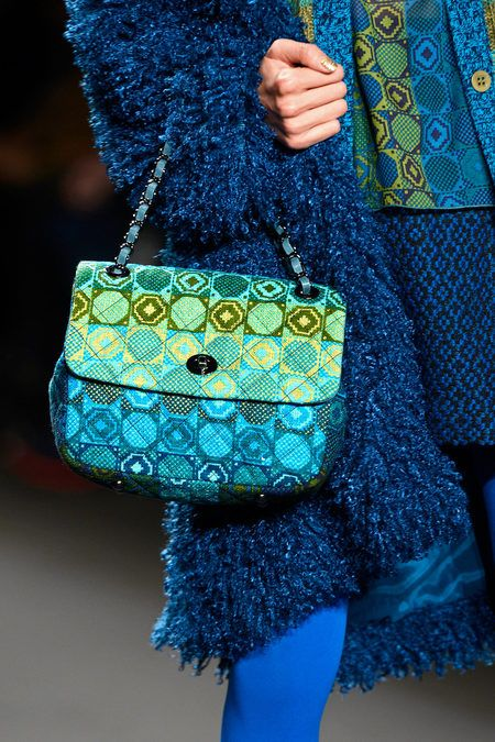 Anna Sui Fall 2013 Ready-to-Wear Collection - Detail