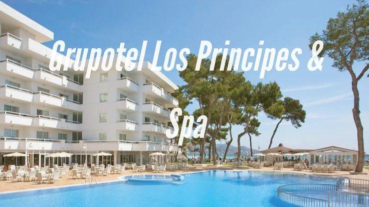 Hotel Grupotel Los Principes & Spa en Playa de Muro, Mallorca, España