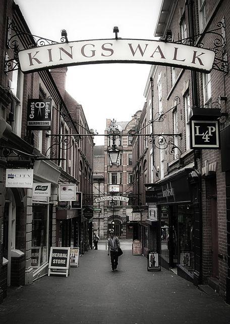 Kings Walk, Nottingham