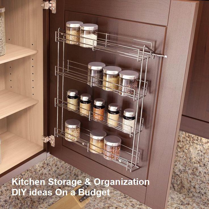 10 Stylish Spice Storage Ideas For Your Wonderful Kitchen 1
