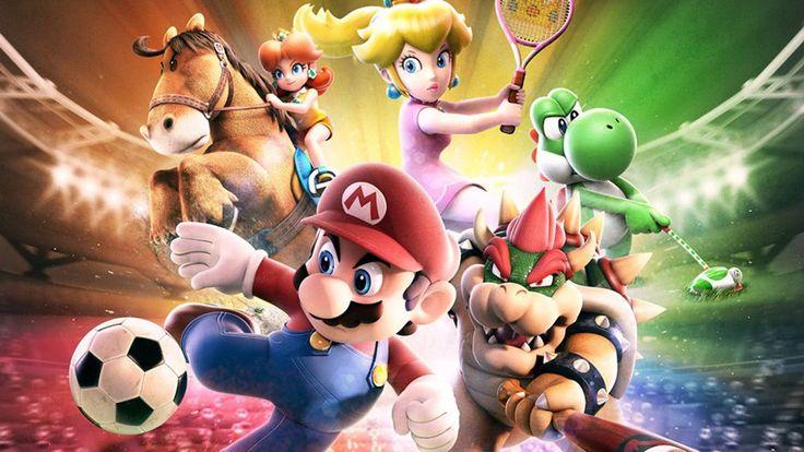 Review Mario Sports Superstars Mario sports superstars